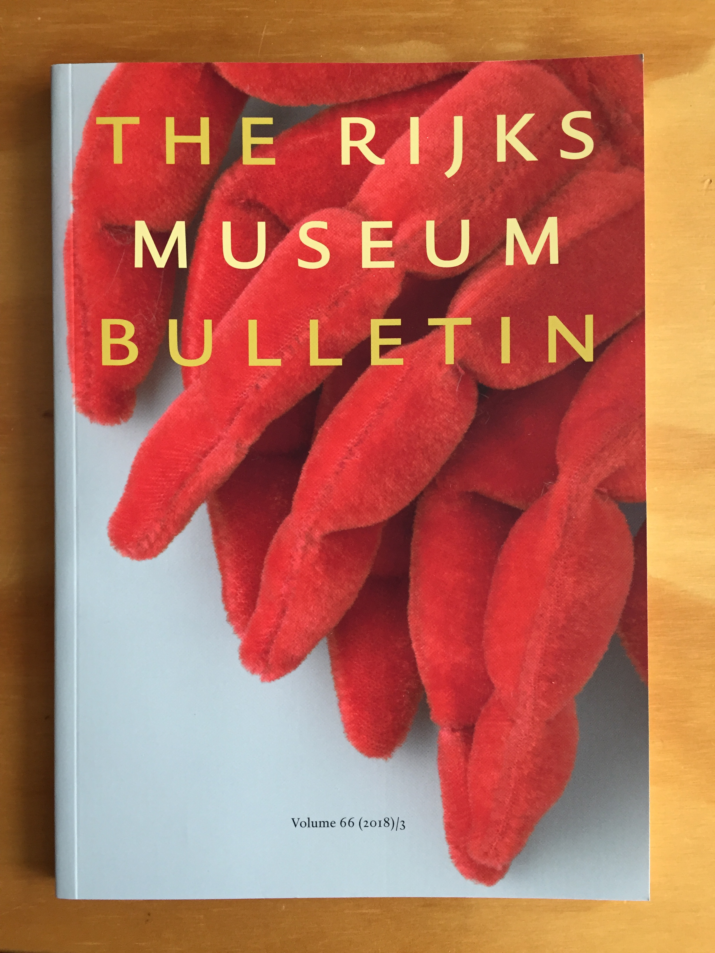 The Rijksmuseum Bulletin 66 (2018/3)